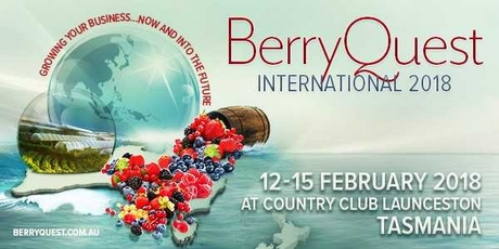 Australian berry industry preparing to host biggest ever conference